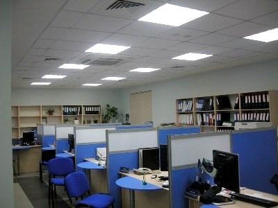 освітлення офісів Ампер Тернопіль