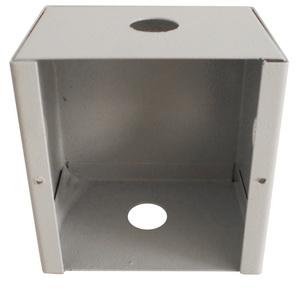 Коробка розподільча металічна КР-10